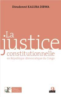 Justice constitutionnelle en Republique Democratique du Congo