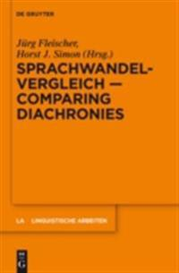 Sprachwandelvergleich - Comparing Diachronies