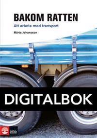 Framåt Yrkesinriktade böcker Bakom ratten - Att arbeta med transport Digita