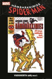 Hämähäkkimies vuosikerta 1985