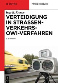 Verteidigung in Straenverkehrs-OWi-Verfahren