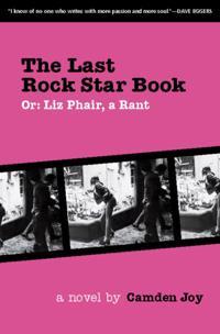 Last Rock Star Book