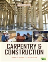Carpentry & Construction, Fifth Edition