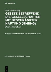 Allgemeine Einleitung;  1-34