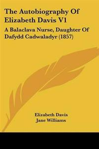 The Autobiography of Elizabeth Davis