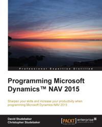 Programming Microsoft Dynamics(TM) NAV 2015
