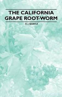 The California Grape Root-Worm