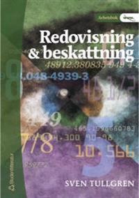Redovisning & beskattning Arbetsbok
