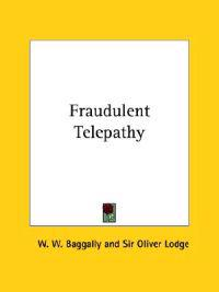 Fraudulent Telepathy