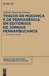 Tracos de mudanca e de permanencia em editoriais de jornais pernambucanos