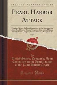 Pearl Harbor Attack, Vol. 9