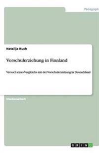 Vorschulerziehung in Finnland