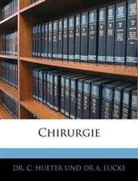 Chirurgie, Fuenfter Band