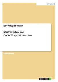 Swot-Analyse Von Controlling-Instrumenten