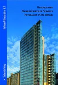 Daimlerchrysler Financial Services Potsdamer Platz Berlin
