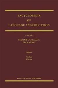 Encyclopedia of Language and Education: Second Language Education