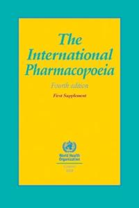 The International Pharmacopoeia