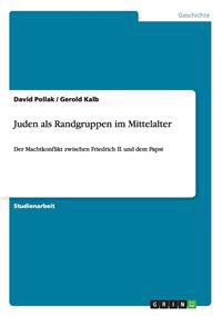 Juden ALS Randgruppen Im Mittelalter