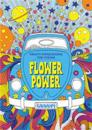 Flower power. Kreativ fargelegging for voksne