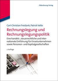 Rechnungslegung und Rechnungslegungspolitik