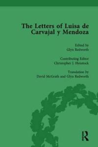 The Letters of Luisa De Carvajal Y Mendoza