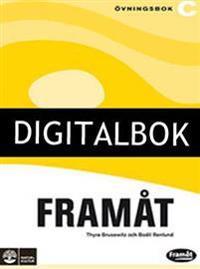 Framåt C Övningsbok Digitalbok ljud