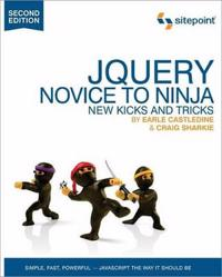 jQuery - Novice to Ninja 2e