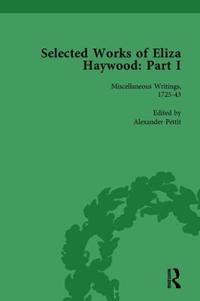 Selected Works of Eliza Haywood