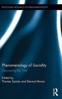 The Phenomenology of Sociality