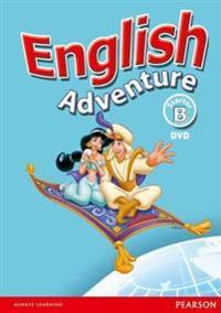 English Adventure Starter B DVD