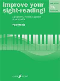 Improve Your Sight-Reading! Piano, Level 2: A Progressive, Interactive Approach to Sight-Reading