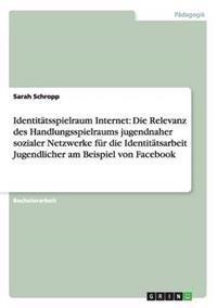 Identitatsspielraum Internet