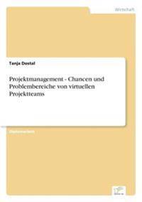 Projektmanagement - Chancen Und Problembereiche Von Virtuellen Projektteams