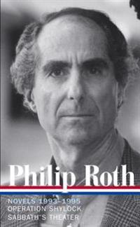 Philip Roth: Novels 1993-1995