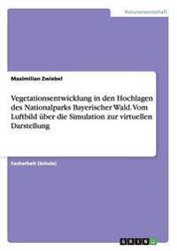 Vegetationsentwicklung in Den Hochlagen Des Nationalparks Bayerischer Wald. Vom Luftbild Uber Die Simulation Zur Virtuellen Darstellung