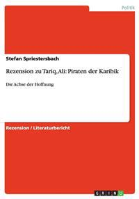 Rezension zu Tariq, Ali: Piraten der Karibik