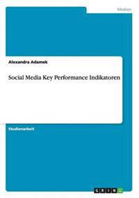 Social Media Key Performance Indikatoren