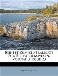 Beiheft zum Centralblatt für Bibliothekswesen. Festschrift zum fünfhundertjährigen Geburtstage von Johann Gutenberg.