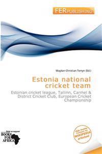 Estonia national cricket team