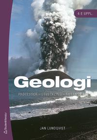Geologi : processer - utveckling - tillämpning