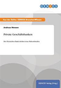 Private Geschaftsbanken