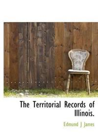 The Territorial Records of Illinois.
