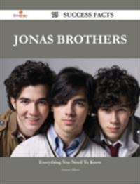 Jonas Brothers 75 Success Facts - Everything you need to know about Jonas Brothers