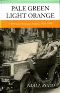 Pale Green Light Orange