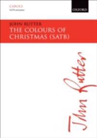 Colours of Christmas: SATB vocal score