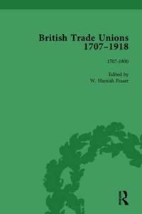 British Trade Unions, 1707-1918