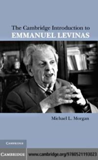 Cambridge Introduction to Emmanuel Levinas