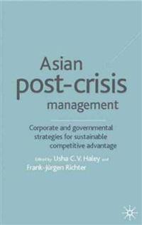 Asian Post-crisis Management