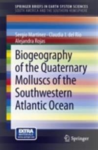 Biogeography of the Quaternary Molluscs of the Southwestern Atlantic Ocean