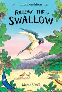 Follow the Swallow: Blue Banana